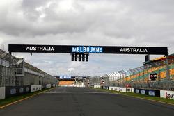 Race preparations