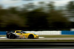 Corvette Racing Chevrolet Corvette ZR1: Olivier Beretta, Oliver Gavin