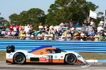 #007 Aston Martin Racing Lola B09 60 Aston Martin: Stefan Mcke, Harold Primat, Adrian Fernandez