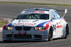 #04 Team BMW Italia BMW M3 Coupè (e92): Luca Cappellari