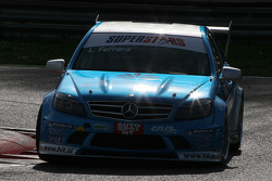 #54 Caal Racing Mercedes C63 AMG: Luigi Ferrara