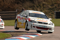Martin Johnson Team Boulevard Vauxhall Astra Coupe