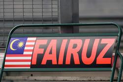 Fairuz Fauzy, Lotus-Cosworth