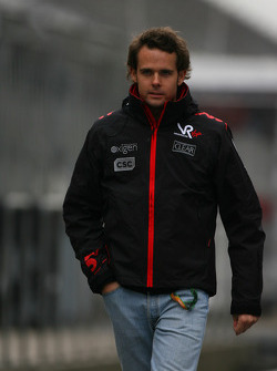 Andy Soucek, Virgin test driver