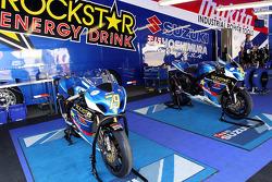 Suzuki garage