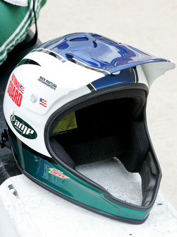 Helmet for Dale Earndhardt Jr. crew member