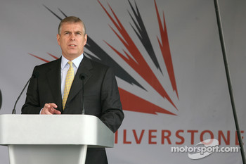 HRH Prince Andrew, The Duke of York