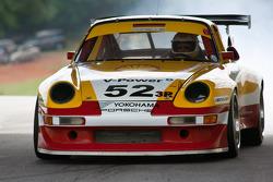 #52 1977 Porsche RSR: Duncan McPherson