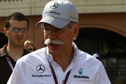 Dr. Dieter Zetsche, Chairman of Daimler