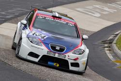 #134 Costa Ovest Motorsport Seat Leon: Sergio Negroni, Alexander Bolognesi, Mario Bertola, Umberto Nacamuli