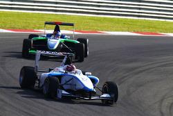Mirko Bortolotti leads Robert Wickens