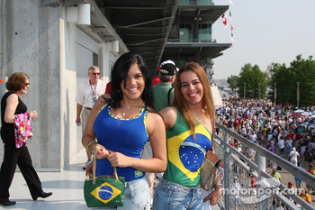 Brazilian beauties