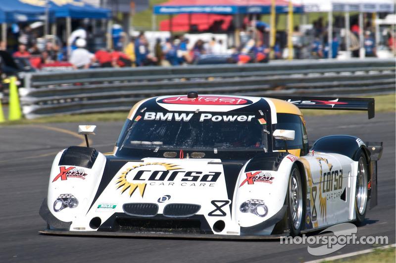 #8 Starworks Motorsports BMW Riley: Ryan Dalziel, Mike Forest