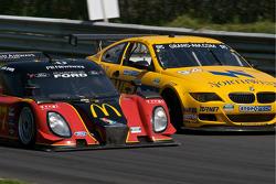 #77 Doran Racing Ford Dallara: Memo Gidley, Dion von Moltke, #94 Turner Motorsports BMW M6: Bill Auberlen, Paul Dalla Lana