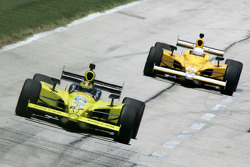 Sarah Fisher, Sarah Fisher Racing, Jay Howard, Sarah Fisher Racing