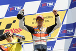 Podium: third place Andrea Dovizioso, Repsol Honda Team