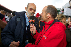 Henri Pescarolo, winner of the 1973 and 1974 24 Hours of Le Mans with Gérard Larrousse