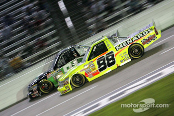 Matt Crafton, Menards Chevrolet & David Starr Zachry Toyota