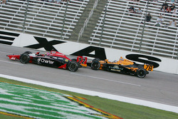 Justin Wilson, Dreyer & Reinbold Racing & Simona De Silvestro, HVM Racing
