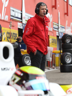 Giles Butterfield, Chief Head of Operations MotorSport Vision
