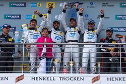 Podium: 1. #4 AMG-Team Black Falcon, Mercedes-AMG GT3: Bernd Schneider, Maro Engel, Adam Christodoulou, Manuel Metzger; 2. #29 AMG-Team HTP Motorsport, Mercedes-AMG GT3: Christian Vietoris, Marco Seefried, Christian Hohenadel, Renger Van der Zande; 3. plac