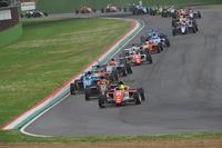 Formula 4 Photos - Race 2 start action