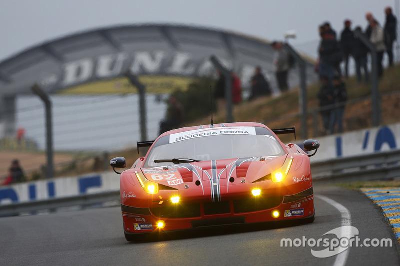9. LMGTE-Am: #62 Scuderia Corsa, Ferrari 458 Italia
