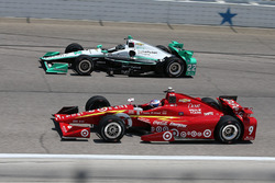 Сімон Пажно, Team Penske Chevrolet, Скотт Діксон, Chip Ganassi Racing Chevrolet