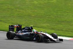 Alfonso Celis Jr., Testfahrer, Sahara Force India F1 VJM09