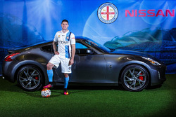 Nissan Motorsport Melbourne City FC partnership