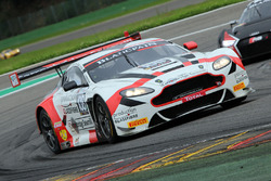 #108 Motorbase Racing Aston Martin Vantage V12 GT3: Phil Dryburgh, Ross Wylie