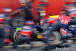 F1 Test Days February