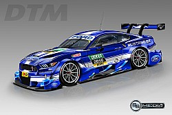 2016 DTM Mustang concept