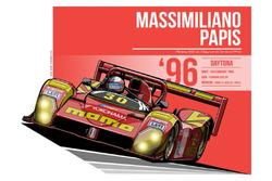 Massimiliano Papis - 1996 Daytona