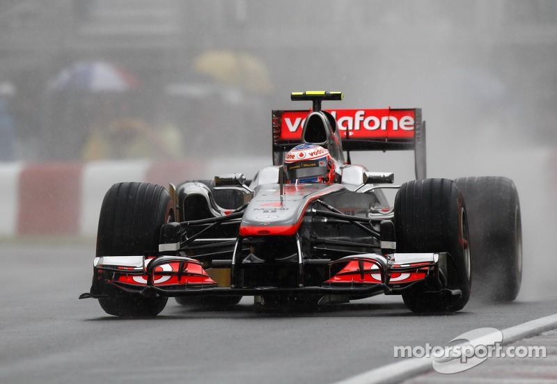 Canadian GP 2011