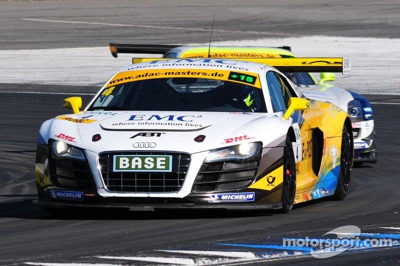 ADAC GT Masters Race 1 - Luca Ludwig / Christer Jöns