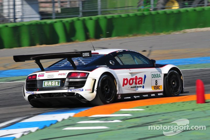 ADAC GT Masters Race 2 - Landmann / Rast