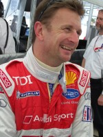 Audi LMP Driver Allan McNish