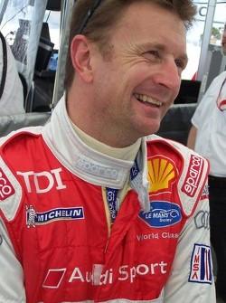 Audi LMP Driver Allan McNish