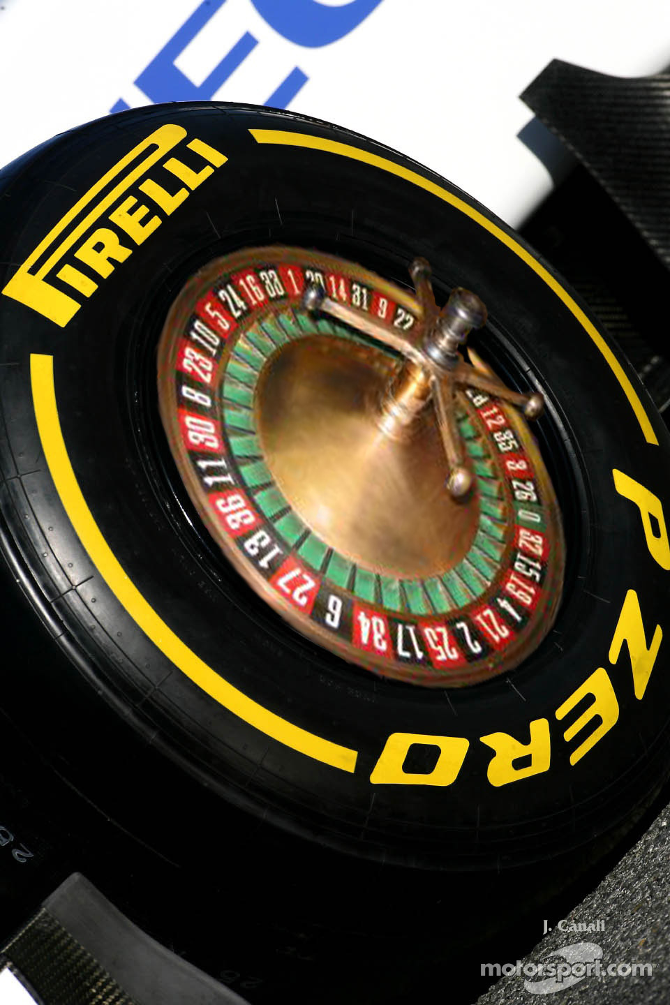 Pirelli Roulette