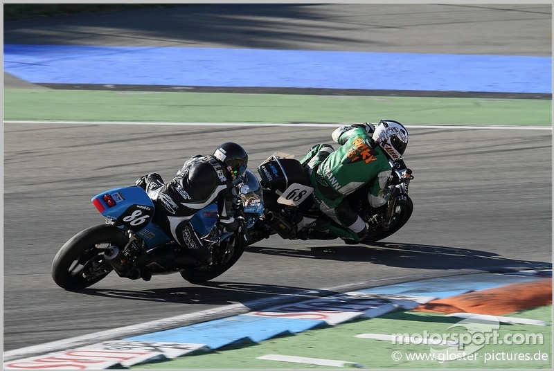 DRC5 und SMR6 Moto Racing Event at Hockenheim.