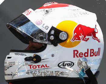 Sebastian Vettel helmet design Japanese GP 2012