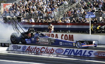 2009 NHRA Auto Club Finals