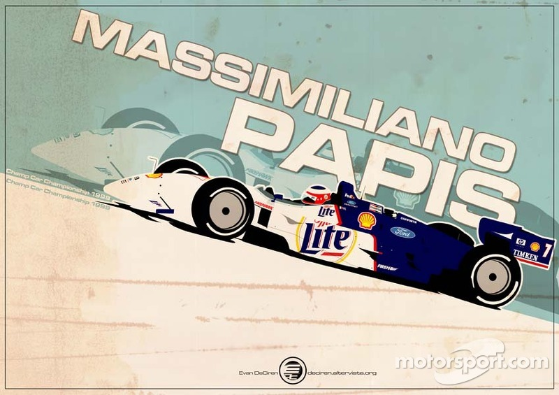 Max Papis - Champ Car 1999
