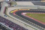 CoTA F1 Grand Prix in Austin, Texas