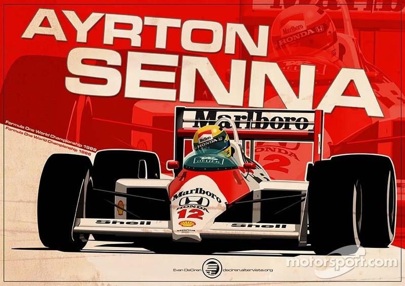 Ayrton Senna - F1 1988