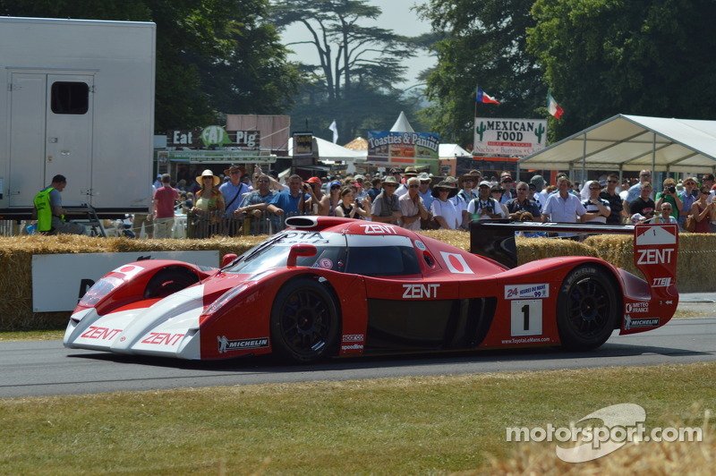 Toyota TS020 (GT-One)