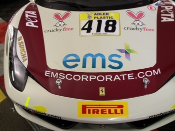 EMS Corporate.com support for Jim Weiland