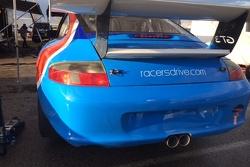 Brad McClure's BTM Motorsports/Racers Drive supported Porsche