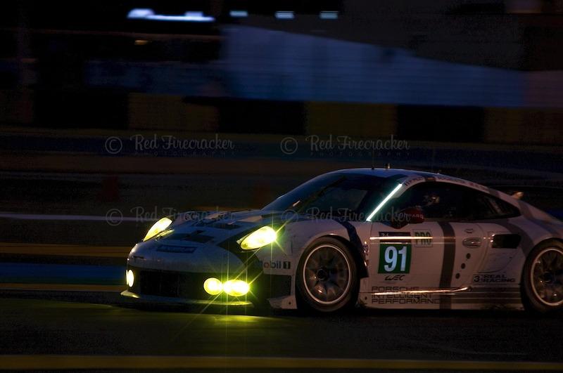 No 91 Porsche 911 RSR (991), LM GTE PRO